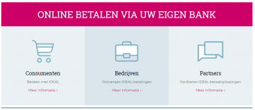 iDeal - De Werking & Integraties