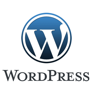 wordpress logo 300x300