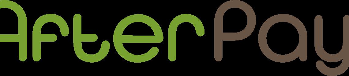 afterpay logo trasparant