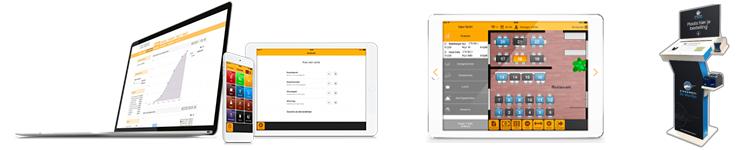 gastrofix hardware en tablet oplossingen
