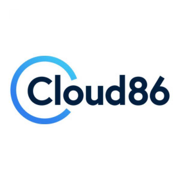 Cloud86 webhosting